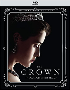 The Crown: The Complete First Season - Limited Edition (Blu-ray Disc)