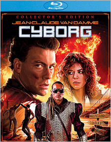 Cyborg: Collector's Edition (Blu-ray Disc)