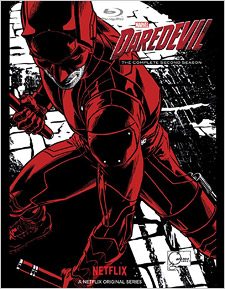 Daredevil: The Complete Second Season (Blu-ray Disc)