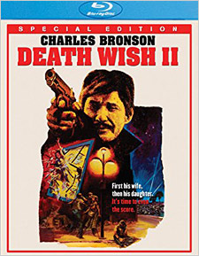 Death Wish II (Blu-ray Disc)