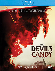 The Devil's Candy (Blu-ray Disc)