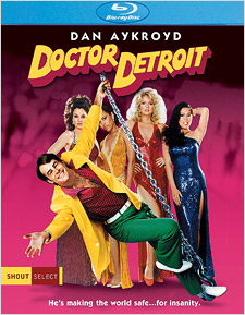 Doctor Detroit (Blu-ray Disc)