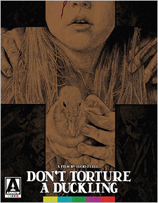 Don't Torture a Ducking: Special Edition (Blu-ray Disc)