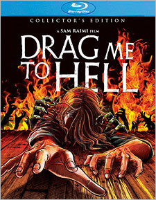 Drag Me to Hell: Collector's Edition (Blu-ray Disc)