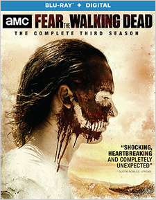 Fear the Walking Dead: Season 3 (Blu-ray Disc)