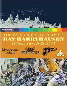 The Wonderful World of Ray Harryhausen, Volume Two: 1961-1964 (Blu-ray Disc)