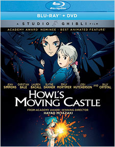 Howl's Moving Castle (GKids Blu-ray Disc)
