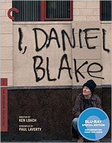I, Daniel Blake (Criterion Blu-ray Disc)