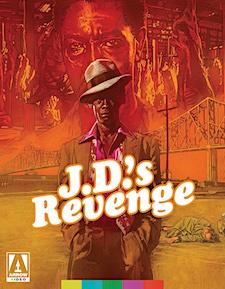 JD's Revenge (Blu-ray Disc)