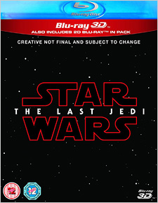Star Wars: The Last Jedi (UK version - Blu-ray 3D)
