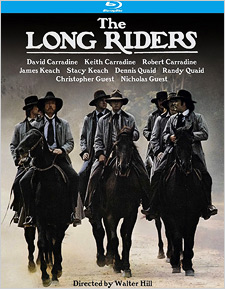 The Long Riders (Blu-ray Disc)