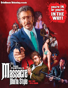 Massacre Mafia Style (Blu-ray Disc)