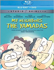 My Neighbors the Yamadas (Blu-ray Disc)