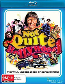 Not Quite Hollywood (Blu-ray Disc)