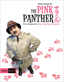 The Pink Panther Collection (Blu-ray Disc)