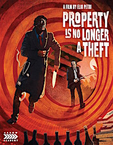 Property is No Longer a Theft (Blu-ray Disc)
