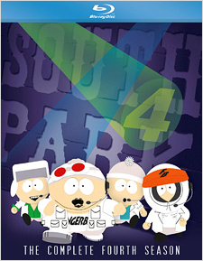 South Park: The Complete Fourth Season (Blu-ray Disc)
