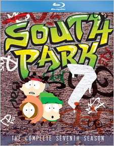 South Park: The Complete Seventh Season (Blu-ray Disc)