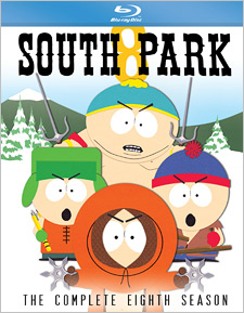 South Park: The Complete Eighth Season (Blu-ray Disc)