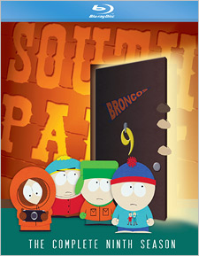 South Park: The Complete Ninth Season (Blu-ray Disc)