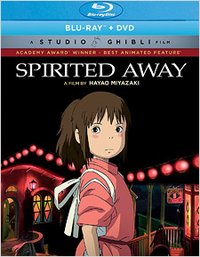 Spirited Away (GKids Blu-ray Disc)