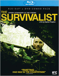 The Survivalist (Blu-ray Disc)