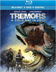 Tremors: A Cold Day in Hell (Blu-ray Disc)