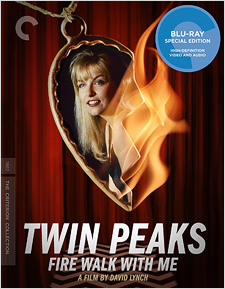 Twin Peaks: Fire Walk with Me (Criterion Blu-ray)
