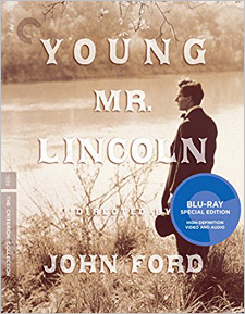 Young Mr. Lincoln (Criterion Blu-ray Disc)