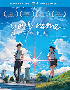 Your Name (Blu-ray Disc)