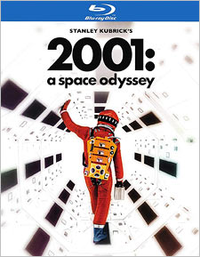 2001: A Space Odyssey (Blu-ray Disc)