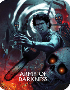 Army of Darkness (Steelbook Blu-ray Disc)