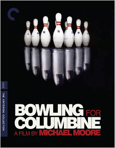 Bowling for Columbine (Criterion Blu-ray Disc)