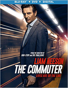 The Commuter (Blu-ray Disc)