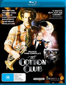 The Cotton Club (Blu-ray Disc)