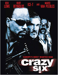 Crazy Six (Blu-ray Disc)