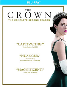 The Crown: The Complete Second Season (Blu-ray Disc)