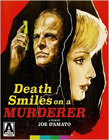 Death Smiles on a Murderer (Blu-ray Disc)