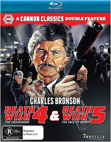Death Wish 4 & 5 (Blu-ray Disc)