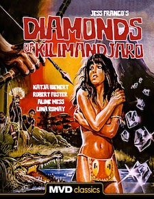 Diamonds of Kilimanjaro (Blu-ray Review)