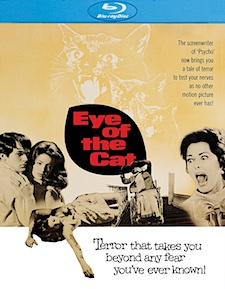 Eye of the Cat (Blu-ray Disc)