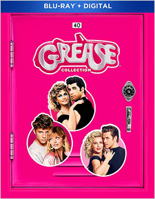 Grease: 40th Anniversary Collection (Blu-ray Disc)