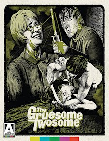 Gruesome Twosome (Blu-ray Disc)