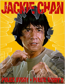 Jackie Chan Collection (Criterion Blu-ray Disc)