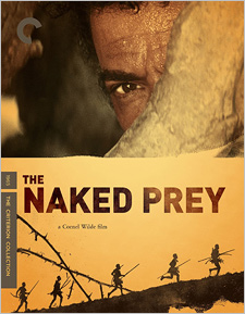 The Naked Prey (Criterion Blu-ray Disc)