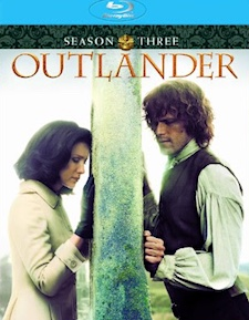 Outlander: Season Three (Blu-ray Disc)