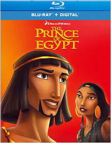 The Prince of Egypt (Blu-ray Disc)