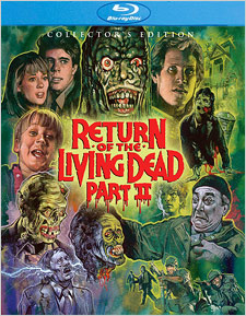 Return of the Living Dead, Part II (Blu-ray Disc)