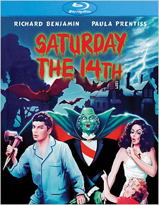 Saturday the 14th (Blu-ray Disc)