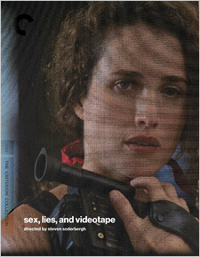 Sex, Lies & Videotape (Criterion Blu-ray Disc)